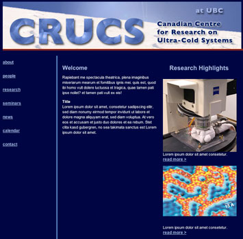 CRUCS in snow blue web site